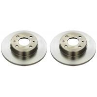 ATE 24011201221 Спирачен диск