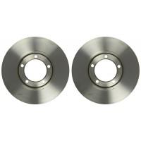 ATE 24.0120-0166.1   Brake Disc
