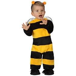 Костюм на пчеличка за бебе. Карнавален костюм за Бебе, Възраст: 0-6 месеца