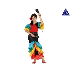 Костюм за самба за момиче. Карнавален костюм за Момиче, Възраст: 10-12 години