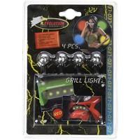 Bottari SpA 17822 Лед светлини за радиаторна решетка-червени