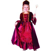 Костюм на принцеса. Карнавален костюм за Момиче, Възраст: 1-2 години