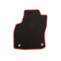 CarFashion 228062 - Мокетени стелки за автомобил за Ford C-Max (7 места), няма поддръжка за крака, Trend, : 01.2012-00.0000, Racer 9,