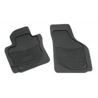 Carfashion 229318Всесезонни гумени стелки за автомобил-BMW 3er, E46: 04/2000-02/2005 - Typ 346C,Черни