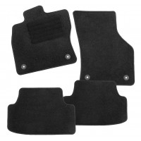 Carfashion 71456 Car Foot Mats Exqui Plus - Edging: Colour Matching Looped