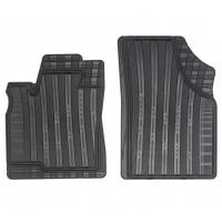 Carfashion Всесезонни гумени стелки за автомобил за Toyota Auris 5врати-CD2
