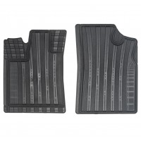 Carfashion All Weather Mats for Renault Scenic III 5-Door Grand