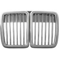 Dectane PGB03 Предна решетка за BMW E30 3 Series 83-91 Хром