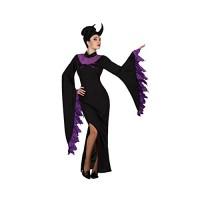 Костюм на кралицата на ада. Карнавален костюм за Жена, Размер: XL