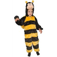 Костюм на пчеличка. Карнавален костюм за Унисекс, Възраст: 12-14 години