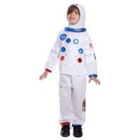 Костюм на астронавт за деца. Карнавален костюм за Бебе, Възраст: 1-2 години