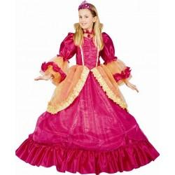Костюм на красива принцеса. Карнавален костюм за Момиче, Възраст: 1-2 години