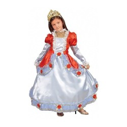 Луксозна рокля на принцеса. Карнавален костюм за Момиче, Възраст: 3-4 години