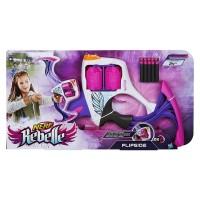 Лък с автоматично зареждане Hasbro Nerf Rebelle +10 стрели в комплекта