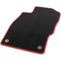 Horsteler 1 08 / 2368 00 20 10 - Мокетени стелки за автомобил Seat Ibiza (4.02-05.08)