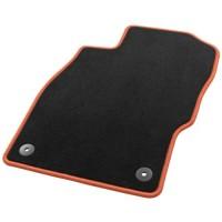 Horsteler 1 08 / 2380 00 20 16 - Мокетени стелки за автомобил Seat Ibiza 6J (06.08-) , SC (10.08-) , ST (07.10-) a.Modell 2012