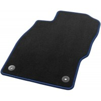 Horsteler 1 08 / 2382 00 20 46 - Мокетени стелки за автомобил Seat Alhambra II 5 места (VW428) (09.10-)