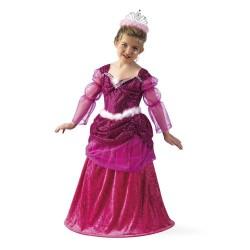 Костюм на принцеса за момиче. Карнавален костюм за Момиче,