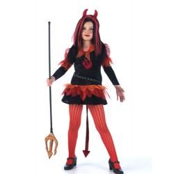 Костюм на вампир за момиче. Карнавален костюм за Момиче, Възраст: 3 години