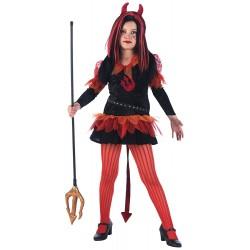 Костюм на вампир за момиче. Карнавален костюм за Момиче, Възраст: 5 години