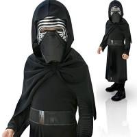 Костюм с маска от Междузвездни Войни (Star Wars) 2 броя. KYLO Ren и Stormtrooper за момчета, Възраст: 5-6 години