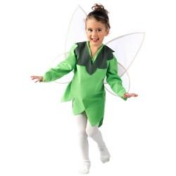 Костюм на Камбанка. Карнавален костюм за Момиче, Възраст: 9-11 години