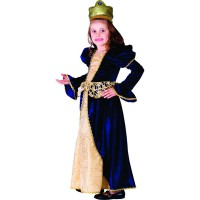 Костюм на принцеса. Карнавален костюм за Момиче, Възраст: 4-6 години