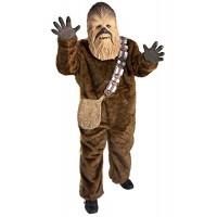 Костюм на Чубака от междузвездни войни. Карнавален костюм за Унисекс, Възраст 3-4 години