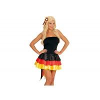 Карнавален костюм мис Германия. Карнавален костюм за Жена, Размер: M