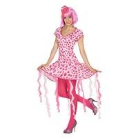 Костюм на медуза. Карнавален костюм за Жена, Размер: XL
