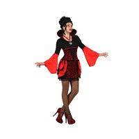 Костюм на вампирска жена. Карнавален костюм за Жена, Размер: XS/S