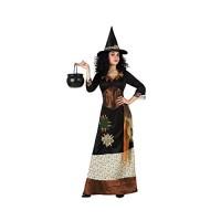 Костюм на вещица. Карнавален костюм за Жена, Размер: XS/S