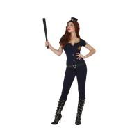 Костюм на полицай за жена. Карнавален костюм за Жена, Размер: XL