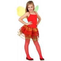 Костюм на фея за момиче. Карнавален костюм за Момиче, Възраст: 6 години