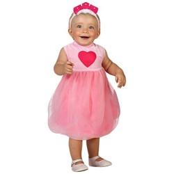 Костюм на принцеса за бебе. Карнавален костюм за Момиче, Възраст: 0-6 месеца