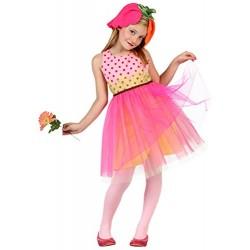 Костюм на цвете за момиче. Карнавален костюм за Момиче, Възраст: 6 години