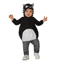 Костюм на коте за бебе. Карнавален костюм за Бебе, Възраст: 0-6 месеца