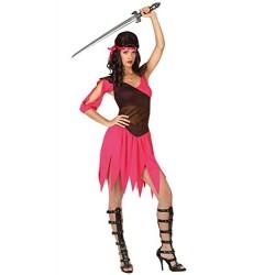 Костюм на римлянка за жена. Карнавален костюм за Жена, Размер: XL