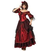 Карнавален костюм, красива рокля на южнячка. Карнавален костюм за Жена, Размер: XS/S