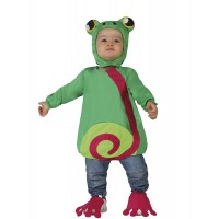 Костюм на жаба за бебе. Карнавален костюм за Бебе, Възраст: 1-2 години