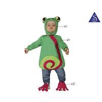 Костюм на жабка. Карнавален костюм за Бебе, Възраст: 1-2 години
