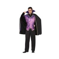 Костюм на вампир за мъже. Карнавален костюм за Мъж, Размер: M/L
