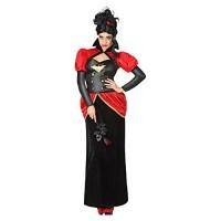 Костюм на вампирска жена. Карнавален костюм за Жена, Размер: M/L