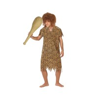 Костюм на праисторическа жена. Карнавален костюм за Жена, Размер: XS/S