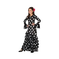 Рокля за фламенко за момиче. Карнавален костюм за Момиче, Възраст: 3 години
