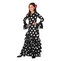Рокля за фламенко за момиче. Карнавален костюм за Момиче, Възраст: 6 години