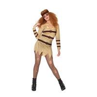 Костюм на зомби за жена. Карнавален костюм за Жена, Размер: L/XL