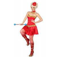 Костюм на мажоретка за жена. Карнавален костюм за Жена, Размер: XS/S