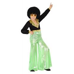 Костюм на танцьор на диско за момче. Карнавален костюм за Момче, Възраст: 6 години