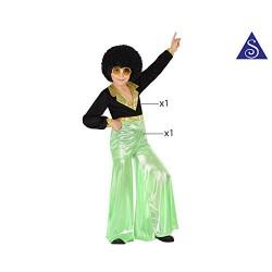 Костюм на танцьор на диско за момче. Карнавален костюм за Момче, Възраст: 8 години